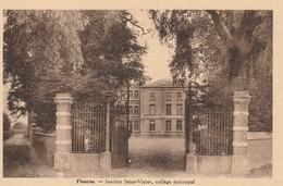 Fleurus ,  Institut  Saint Victor , Collège Episcopal - Fleurus