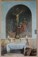 Mission Santa Barbara California Crucifixion Altar - Kirchen Und Klöster