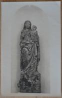 Museu De Angola Luanda Imagem De Nossa Senhora Da Vitória De Massahgano - Gemälde, Glasmalereien & Statuen