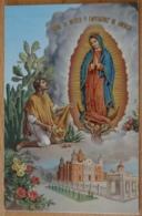 Reina De Mexico Y Emperatriz De America - Jungfräuliche Marie Und Madona