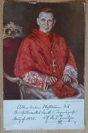 Pinx J. Holzer Weinek Canisiuswerk Priester Wien Theodor Kardinal Innitzer Bischof Erzbischof Neujahr1935 - Gemälde, Glasmalereien & Statuen