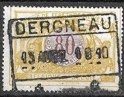D0.458:DERGNEAU: TR39:Type C_k - Chemins De Fer