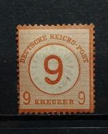 Deutsche Reich Mi-Nr. 30 * MH Ungebraucht Geprüft - Germania
