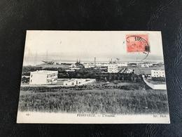 240 - FERRYVILLE L'Aresenal - 1919 Timbrée - Tunesië