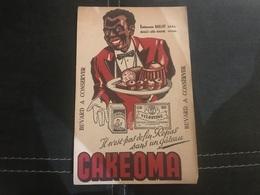 A BUVARD Ancien CAKEOMA VELOUTINE MALO LES BAINS - Blotters