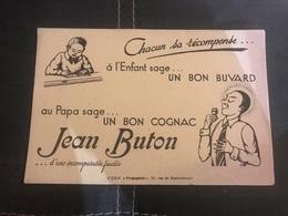 A BUVARD Ancien JEAN BUTON - Blotters