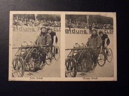 Radrennen Radsport John & Menus Bedell USA Amerika  Cycling Velo  Wielrennen - Cyclisme