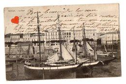 40243-ZE-17-ROYAN-Le Port-------------bateaux - Royan