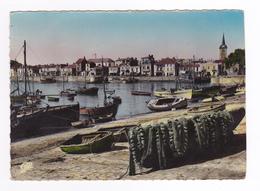 85 Les Sables D'Olonne N°22 Le Port Et La Chaume - Sables D'Olonne