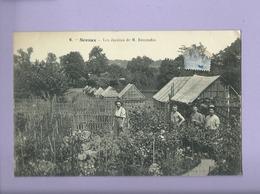 CPA - Sceaux  - Les Jardins De M.Renaudin - Sceaux