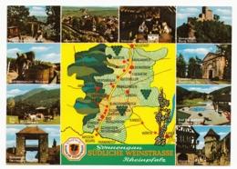 Sonnengau - Südliche Weinstrasse Rheinpfalz - 11 Ansichten - Allemagne