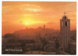 Israel - Sunrise At Bethlehem - Israel