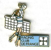 Pin's Racing Club De France Volley - Voleibol