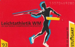 PHONE CARD GERMANIA-SERIE A (E55.4.5 - Germania