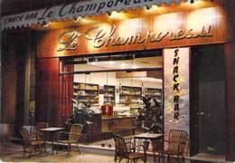 13 - MARSEILLE 5 ème : Snack-Bar LE CHAMPOREAU - 258 Bld Baille ( Près Fac De Medecine ) CPSM GF - Bouches Du Rhône - Marseilles