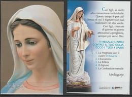 # Santino - Madonna Di Medjugorje - I 5 Sassi - Devotion Images