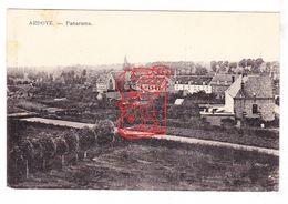 PK 3x Ardooie - Panorama (Feldpost 1917) / De Pastorij / De Kerk 1888 Met Kiosk - Ardooie