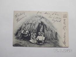 Uganda. - A Native Station. (24 - 2 - 1906) - Uganda