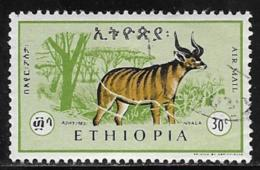 Ethiopia Scott # C105 Used Nyala 1966 - Ethiopia