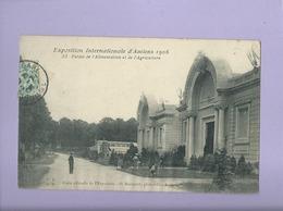 CPA Gondolée - Exposition Internationale D'Amiens 1906 - 33 Palais De L'alimentation Et De L'Agriculture - Amiens