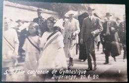 LUXEMBOURG  * Dudelange -  Düdelingen  - 5me Fête Cantonale De Gymnastique Du 20.06.1920 - Düdelingen