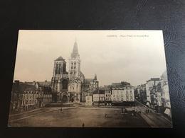 LISIEUX Place Thiers Et Grande Rue - Lisieux