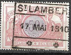 D0.472:ST LAMBERT: TR35:Type C_k - Chemins De Fer