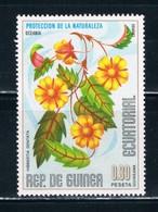 Equatorial Guinea MNH Flower Hibbertia Dentata (ML0335)+ - Equatorial Guinea