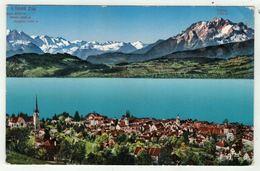 Suisse // Schweiz // Switzerland //  Zoug  //  Zug - ZG Zoug
