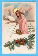 Natale Noel Weihnachten Christmas God Jul Angelo Ange Engel Angel - Engel