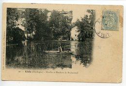 Lisle Moulin Et Rochers De Rochereuil - France