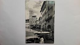 1964 - Arezzo - Piazza Vasari - Arezzo