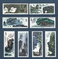 Chine China 1980 Yvert 2358/2365 ** Paysages De Guilin - Landscapes Ref T53 - 1949 - ... République Populaire