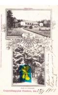 TRUPPENNÛBUNGSPLATZ ELSENBORN, DEN 22-7-1908 - Butgenbach - Butgenbach