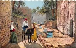 SCENES & TYPES D'AFRIQUE Du NORD - Un Village Du Sud - Algérie