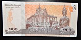 A1 BILLETS DU MONDE WORLD BANKNOTES CAMBODIA 2014 - Billetes