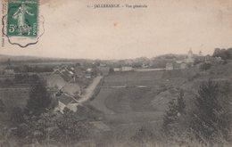 T4  - 25 - Doubs  - JALLERANGE - Vue Générale - Francia