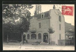 CPA Nantua, Nouvel Hotel Des Postes - Nantua