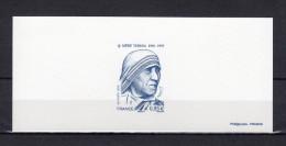 """"""" MERE TERESA """" Sur Gravure Officielle De 2010 N° YT 4455 En Parfait état ! - Mother Teresa"""