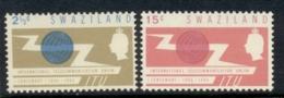 Swaziland 1965 ITU MUH - Swaziland (1968-...)