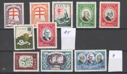 Lettland Nr. 180/89 Postfrisch/ungebraucht - Lettland