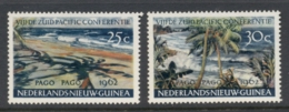 Netherlands New Guinea 1962 South Pacific Conference Pago Pago MUH - Papua New Guinea