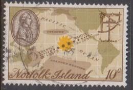 Norfolk Island ASC 102 1969 Transit Of Venus, Used - Space