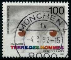 BRD 1992 Nr 1585 Zentrisch Gestempelt X82B15E - Used Stamps