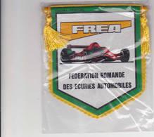 Fanion Ecuries Automobiles FREA Fédération Romande - Ecussons Tissu