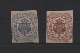 PUERTO RICO  LOT DE 2 VIGNETTES  VOIR LE SCAN - Stamps