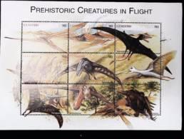 Lesotho 1998  Prehistoric  SCOTT No. 1119 - Lesotho (1966-...)