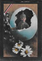 AK 0410  Herzliche Ostergrüße - Patriotika Um 1916 - Ostern