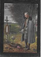 AK 0410  Auf Dem Felde Der Ehre - Patriotika Um 1915 - Soldatenfriedhöfen