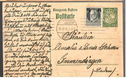 27264 - Entier - Bavière